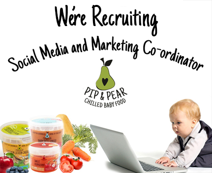 Join our team social media and marketing co-ordinator small size