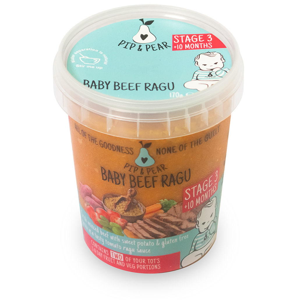 organic baby foo 10 months pip and pear weaning