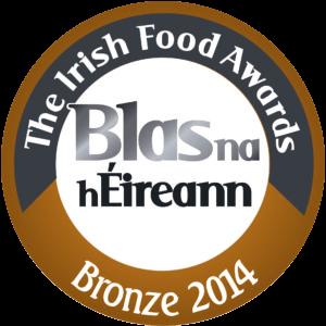 pipandpear award blas na heireann bronze 2014