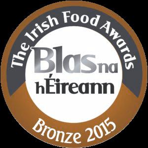 pipandpear award blas na heireann bronze 2015