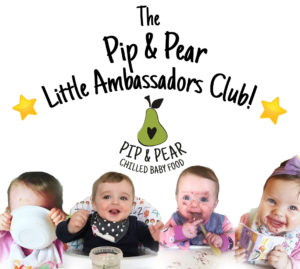 pip and pear weaning