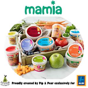 Aldi pip & Pear mamia chilled range