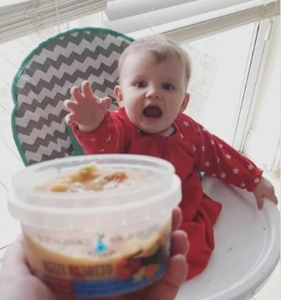 Pip & Pear Chilled Baby Food