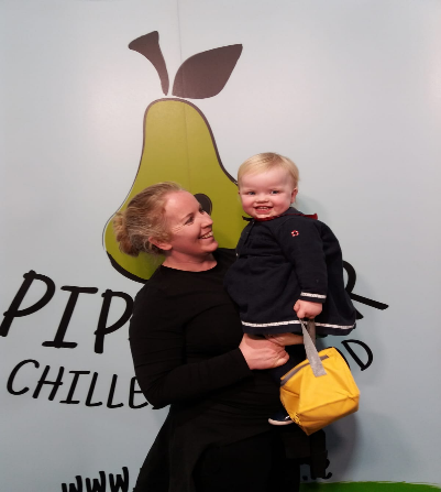 Pip and Pear