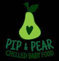 Pip & Pear Logo