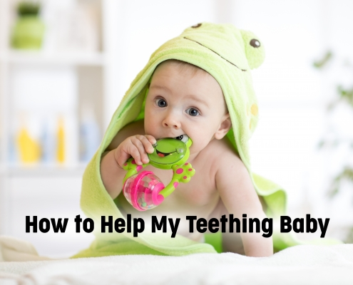 teething